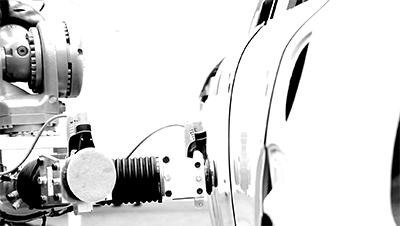 Industrieroboter - automatische Reparatur